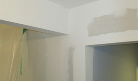 drywall repair photo