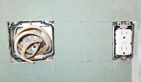electrical repair photo